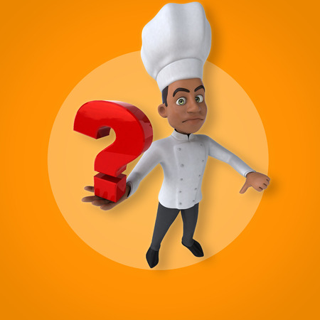 Fun chef Stok Fotoğraf - 87184506