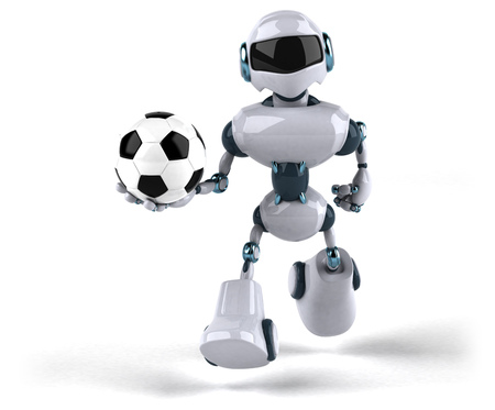 Roboter Standard-Bild - 89344003