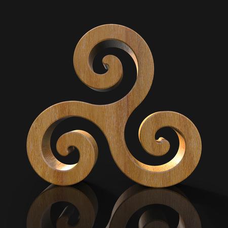 Spiral - 3D Illustration