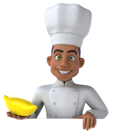 Fun chef Stok Fotoğraf - 95050479