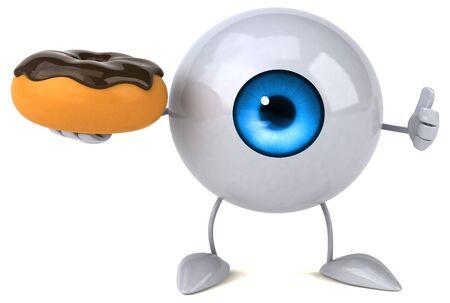 Eye Banco de Imagens - 128583557