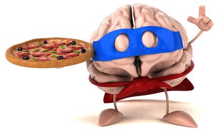 Brain Stockfoto - 128592317