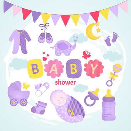Baby Shower Set for Baby Shower Party