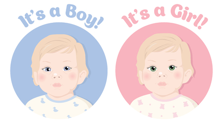 new born baby girl: Its a Boy! Its a Girl!