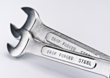 hand wrenches, made  of stainless steel Stock Photo - 17005251