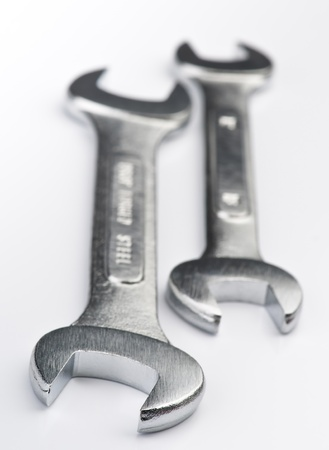 hand wrenches, made  of stainless steel Stock Photo - 17005245