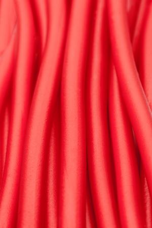 soft sticks bundle colored licorice Stock Photo