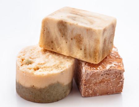 aromatický: aromatických domácí mýdlo polštářky