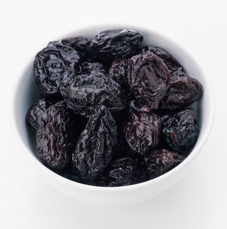 prunes group porcelain bowl photo