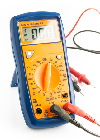 measuring instrument: measuring instrument for electrical and electronic