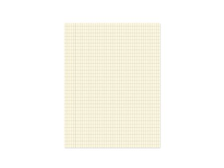 Blank Sheet Of Paper With Horizontal And Vertical Lines – Blank Sheet of Paper with Lines