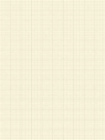 Blank plotting paper on a white background