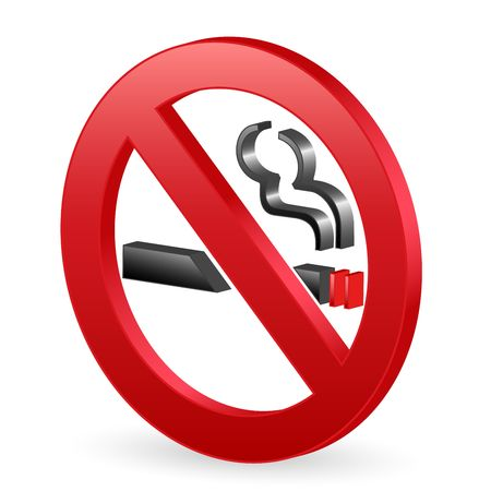 no, smoking, sign, symbol, tobacco photo