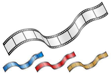 film, movie, photo, filmstrip, strip, reel