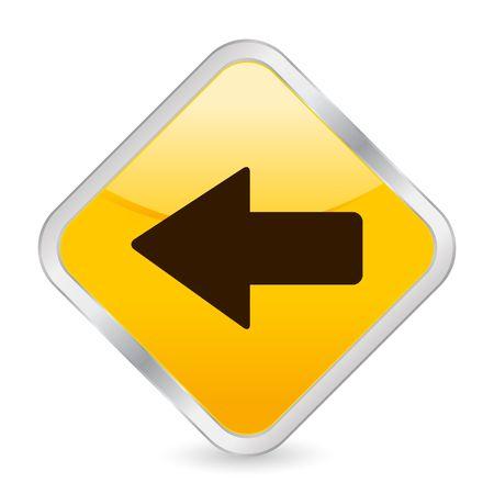 button, icon, web, arrow, left, internet, computer, photo