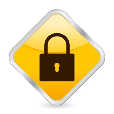 padlock icon: button, icon, web, padlock, lock, internet, computer