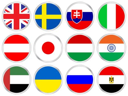flags Stock Photo - 5272932