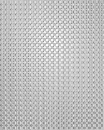 Metal texture background. illustration. Stock Vector - 9293065