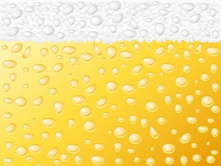 Dewy beer texture background. Stock Vector - 10549035