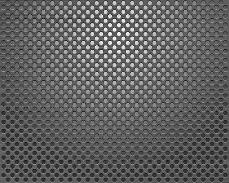 Metal texture background. Stock Vector - 10549039