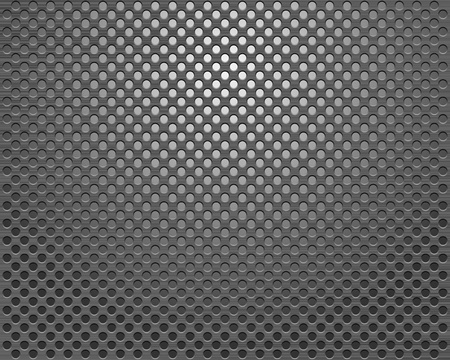 Texture de fond métallique.