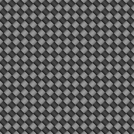 Carbon texture background. Vector illustration. Vector