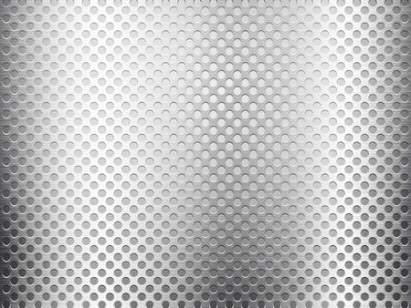 rivet: Pattern of metal texture background. Vector illustration.