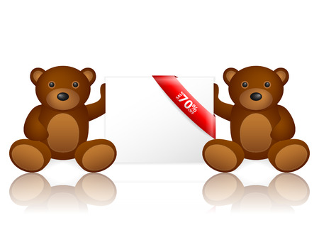 70: Bears 70 percentage off on a white background.