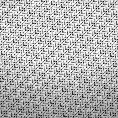 knitted: Seamless knitted pattern background texture. Illustration