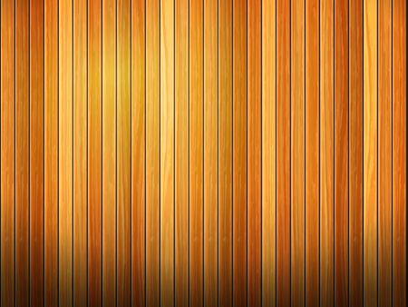 Background formed by textured wooden planks.