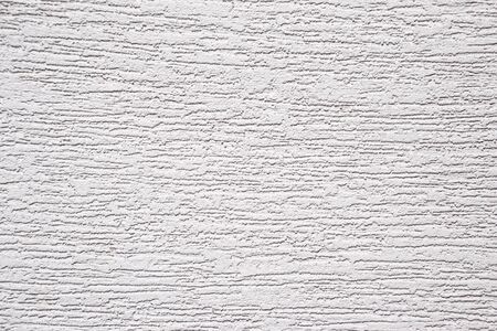 Light wall covering, background texture of the plaster on the exterior wall