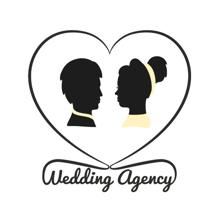 Wedding agency template design