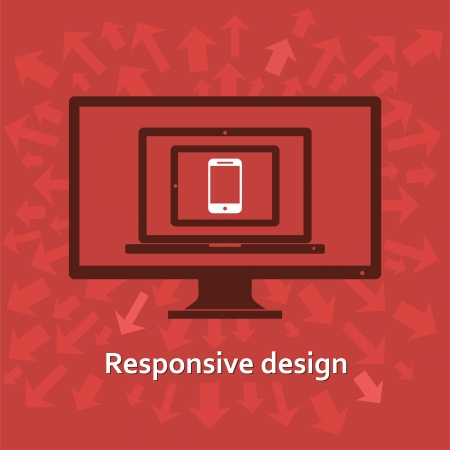 Responsive web design Stock Vector - 20307461