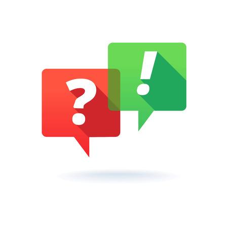 signo de interrogacion: preguntas y respuestas Vectores