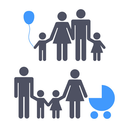 People family pictogram