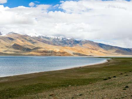 Tso Moriri Lake near Karzok Village