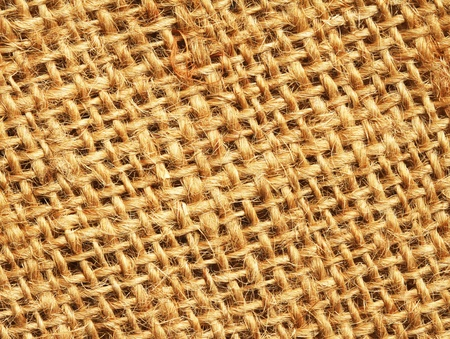 Hemp cloth texture background photo