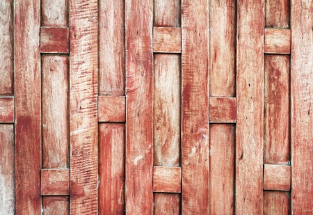 Old wooden wall texture background photo