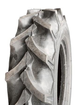 retreading: Tire retreading isolated on white background