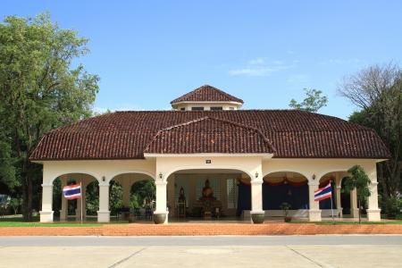 wang: Ram Ratchaniwet Palace (Wang Ban Puen), Petburi provincia, Tailandia