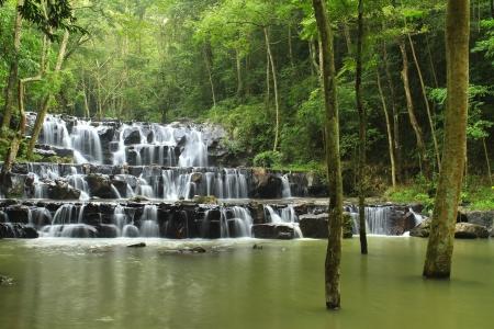 Sam Lan waterfall, Saraburi province, Thailand Stock Photo - 15695149