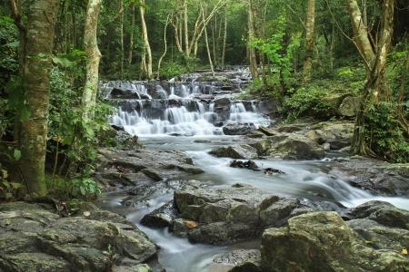 cascade mountains: Sam Lan waterfall, Saraburi province, Thailand