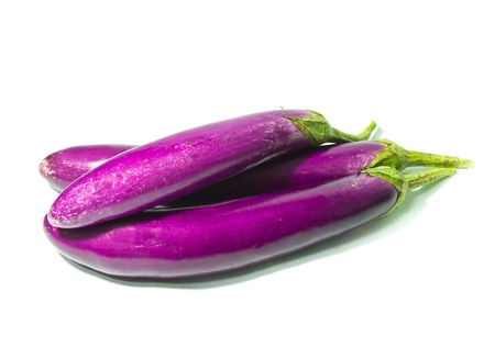 Purple  Eggplant photo