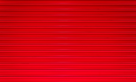 red sheet: Red paint Corrugated Metal background