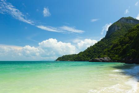 ang thong: Ang Thong National Marine Park, Koh Samui, Thailand Stock Photo