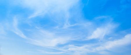 blue sky for background Banco de Imagens