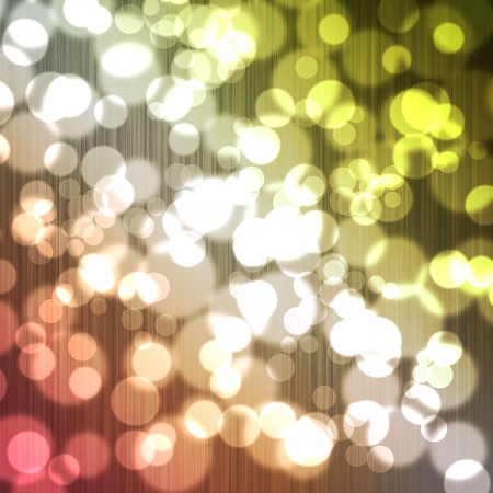 Abstract bokeh light background and texture Stock Photo - 14240094