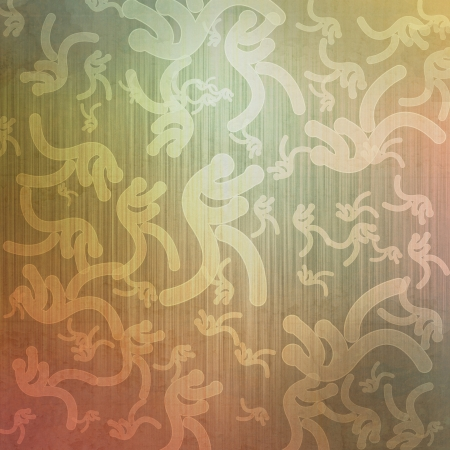 Grunge sport boxer background and pattern photo