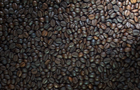 Abstract coffee background and textured photo