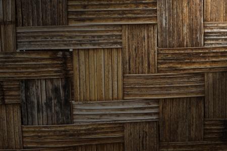 Old wood background and texture  photo